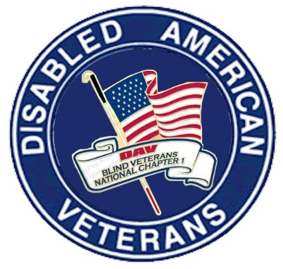 Blinded Veterans Association Logo Seal